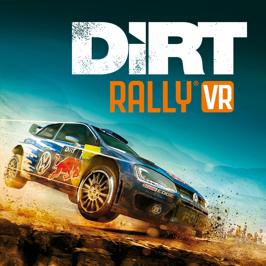 DiRT Rally® PLUS PLAYSTATION®VR BUNDLE