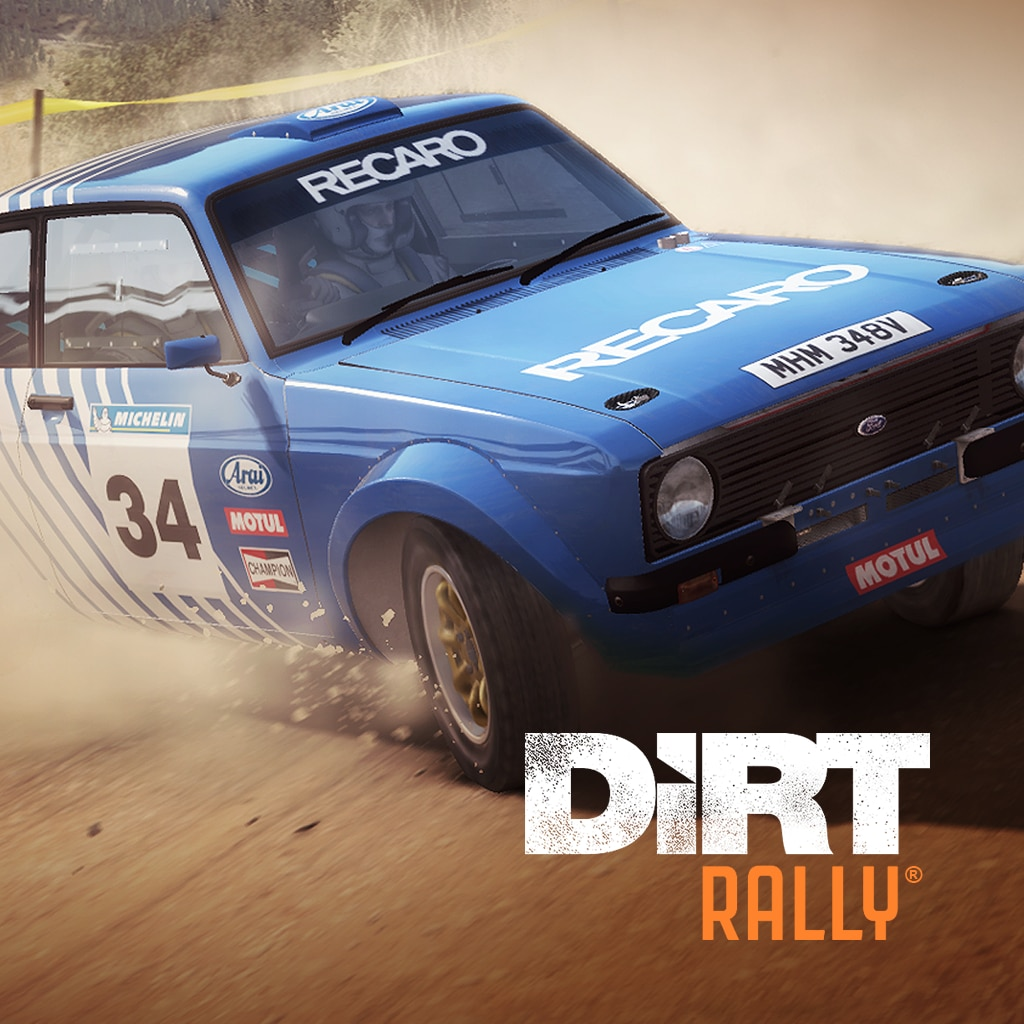 DiRT Rally - Fully Loaded Ford Pack