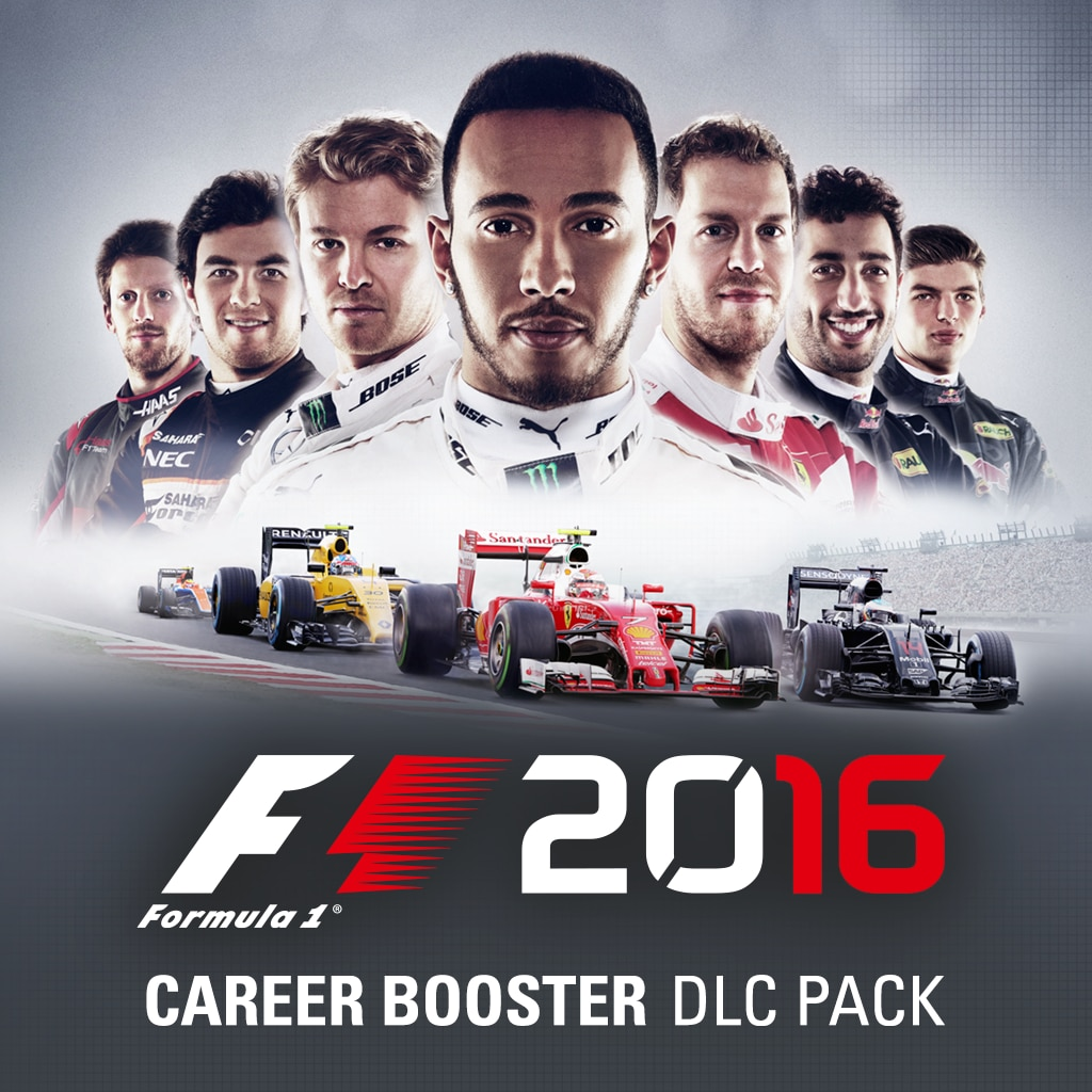F1 2016 'CAREER BOOSTER' DLC PACK