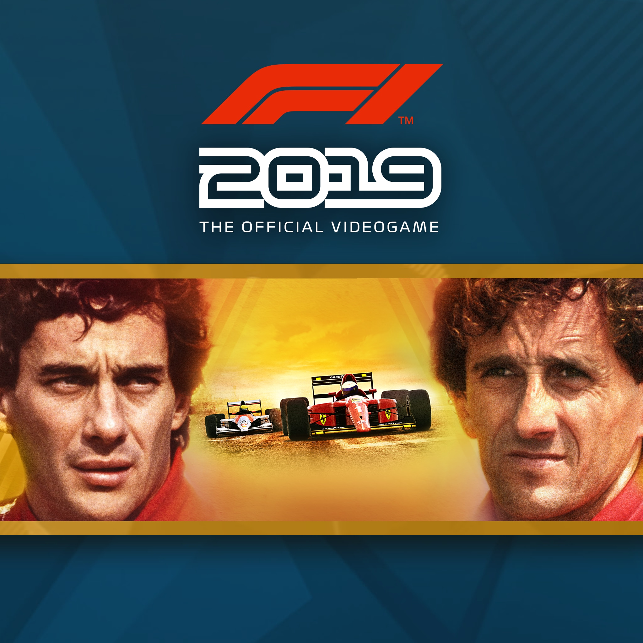 F1® 2019 Legends and Anniversary DLC Content Pack