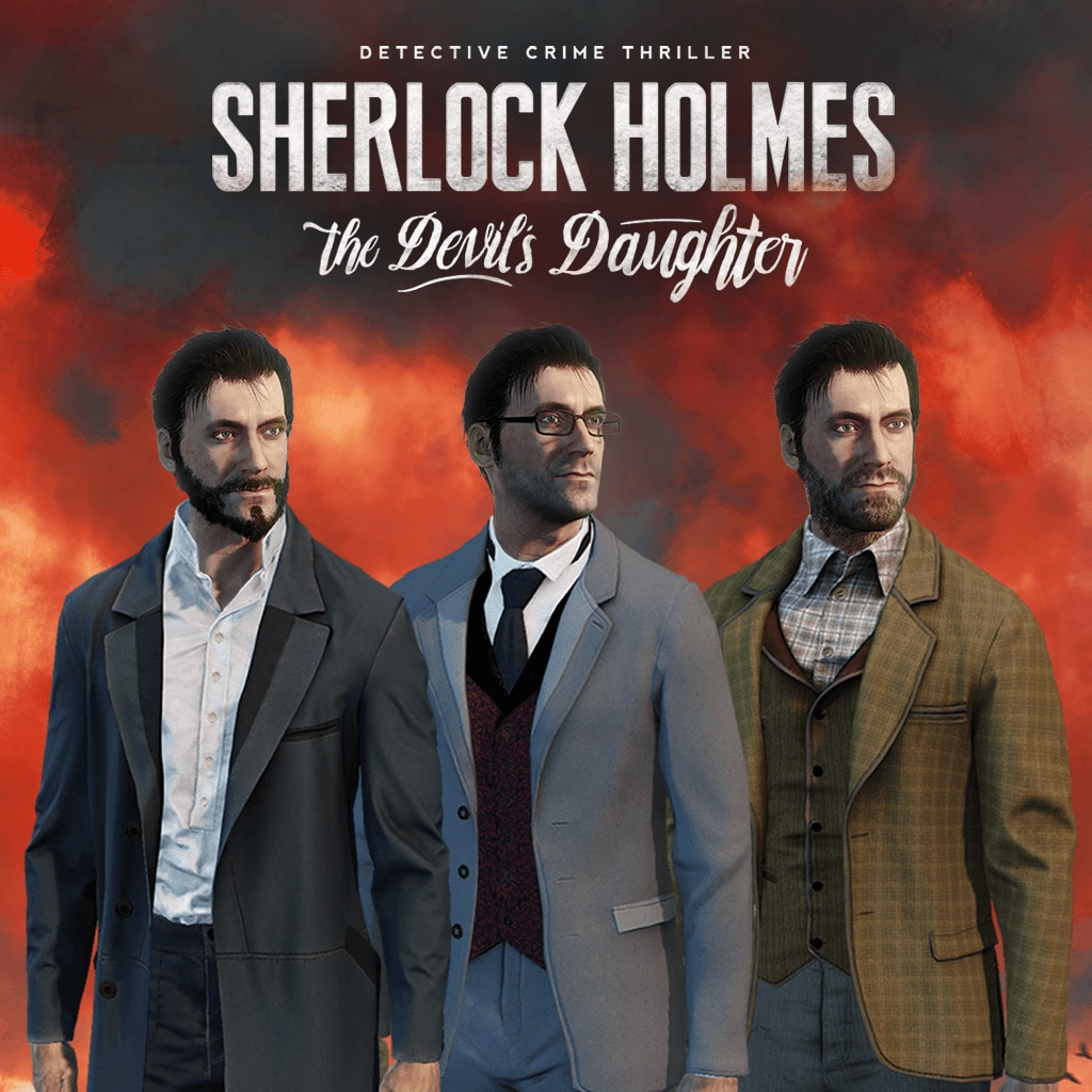 Sherlock Holmes: The Devil's Daughter Costume Pack
