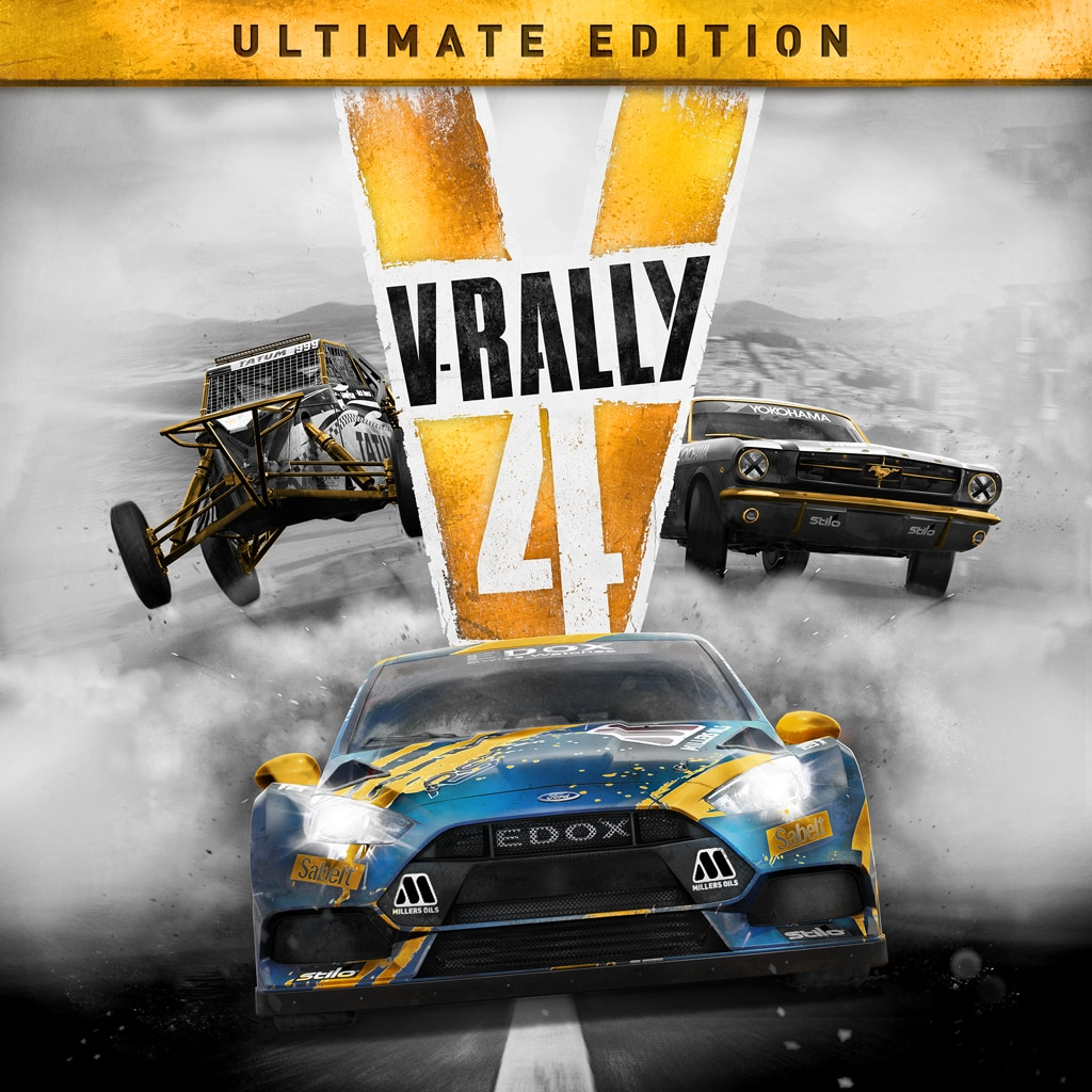 V-Rally 4 Ultimate Edition