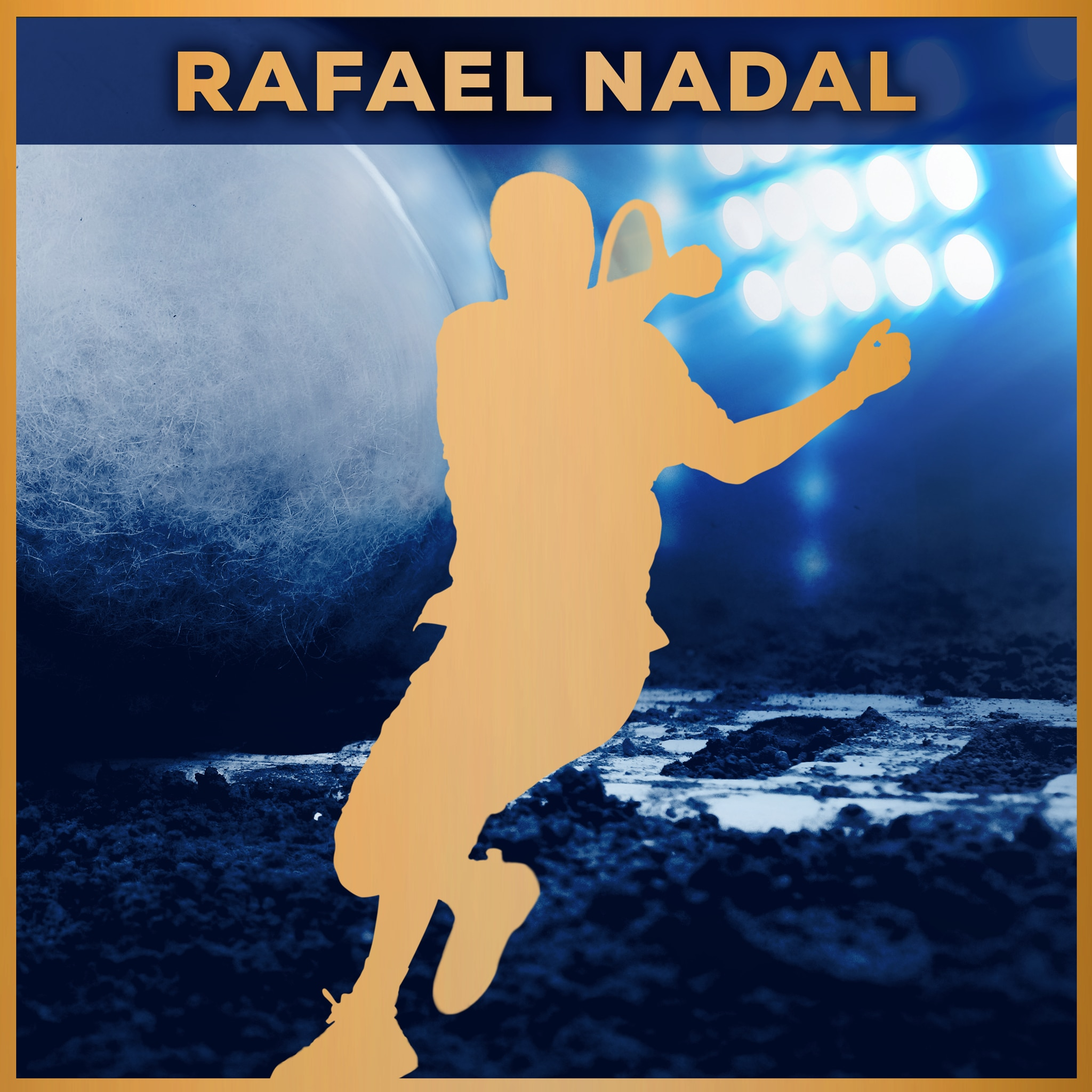 Tennis World Tour - Rafael Nadal
