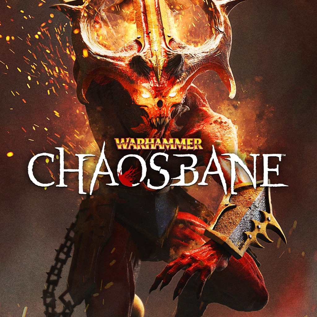 Warhammer Chaosbane (Simplified Chinese, English, Korean, Traditional Chinese)