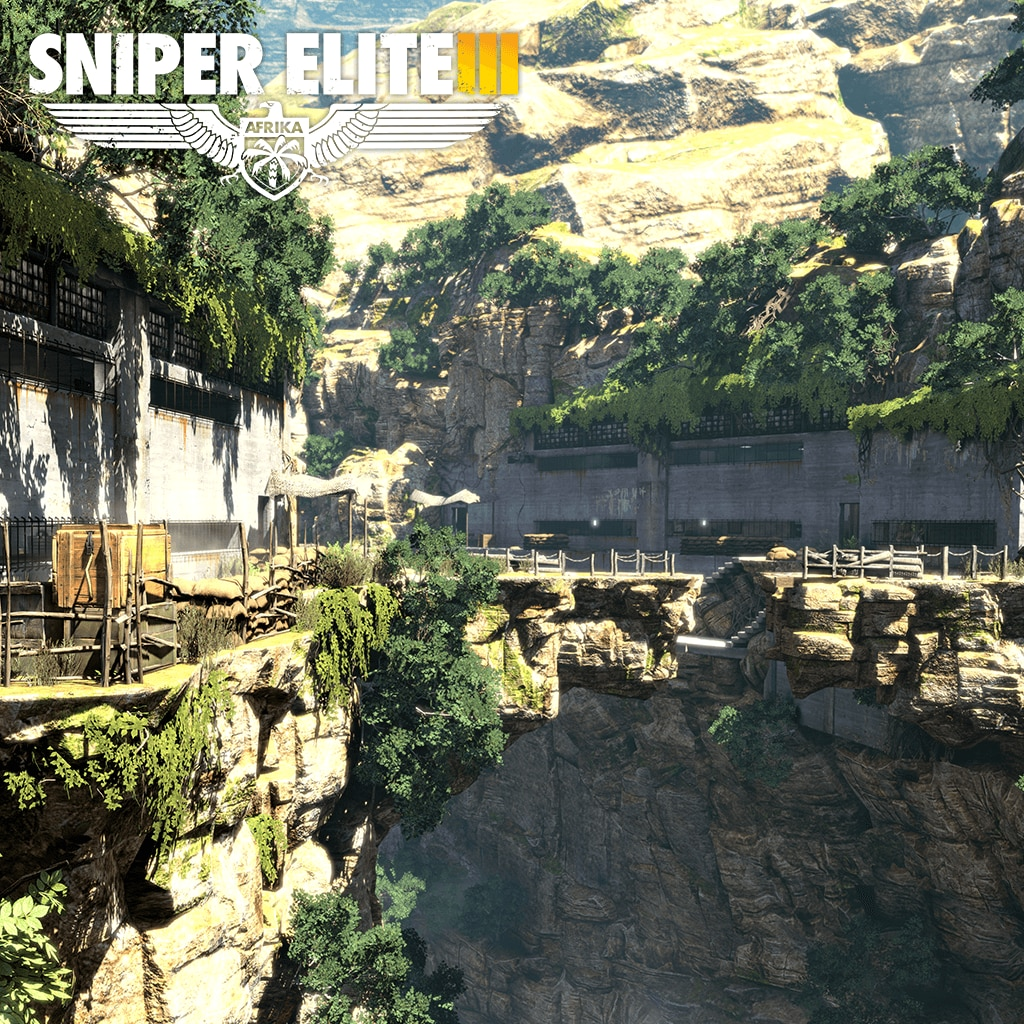 Sniper Elite 3: Save Churchill, Part 2 – Belly of the Beast
