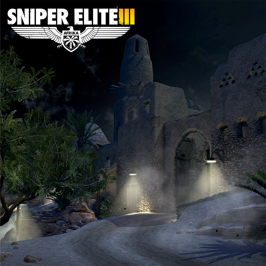 Sniper Elite 3: Save Churchill, Part 1 – In Shadows