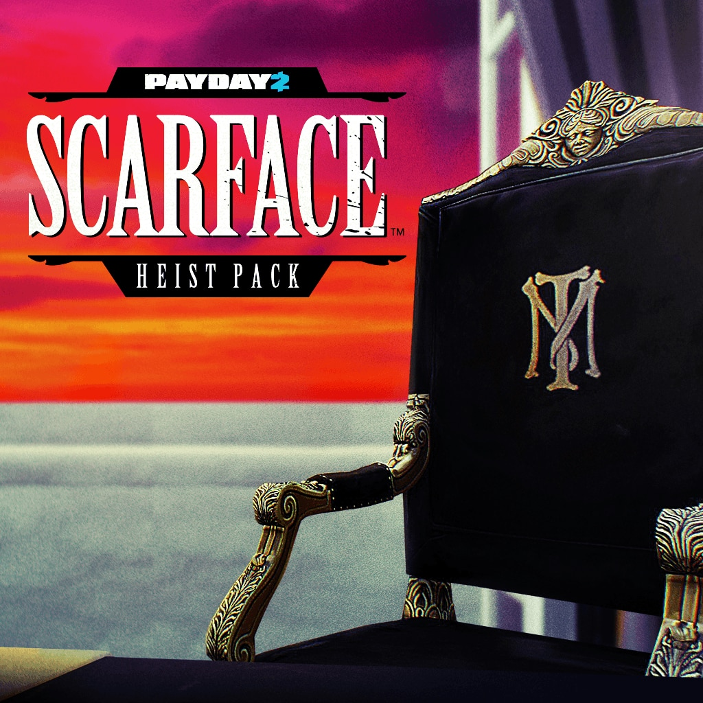 PAYDAY 2: CRIMEWAVE EDITION - Scarface Heists (English Ver.)