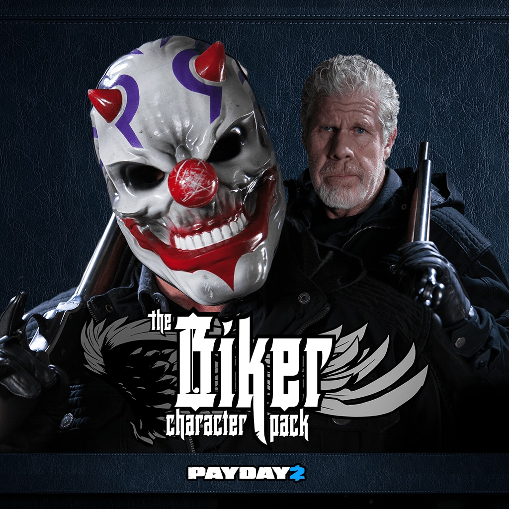 Payday 2 Crimewave Edition - The Biker Character Pack (English Ver.)