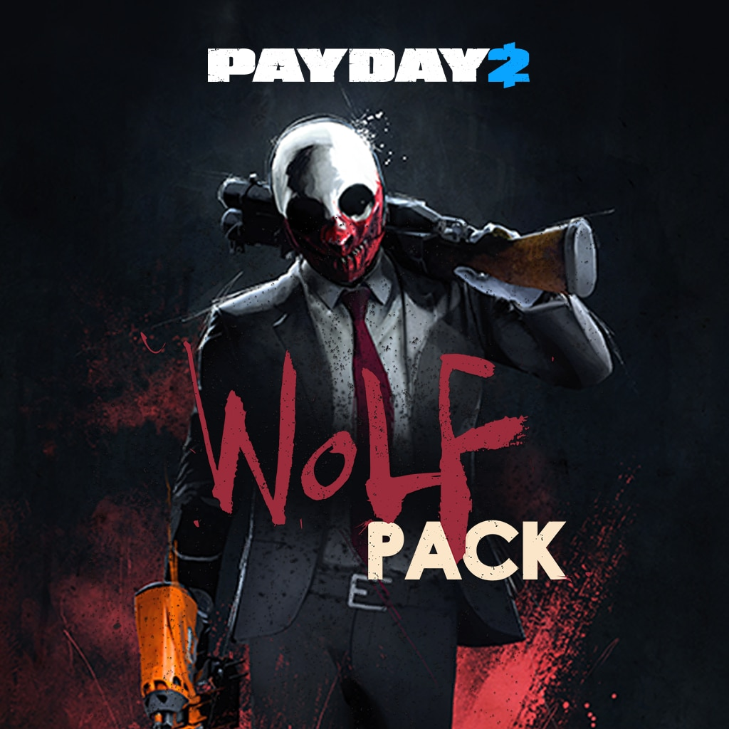 PAYDAY 2: CRIMEWAVE EDITION - The Wolf Pack