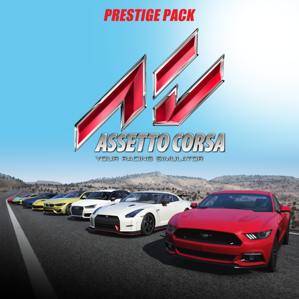 Assetto Corsa - Prestige Pack DLC (English Ver.)