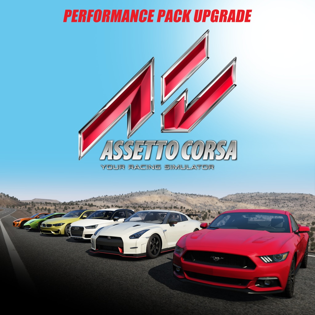 Assetto Corsa - Performance Pack UPGRADE DLC
