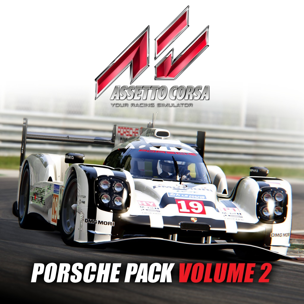 Assetto Corsa - Porsche Pack Vol.2 DLC