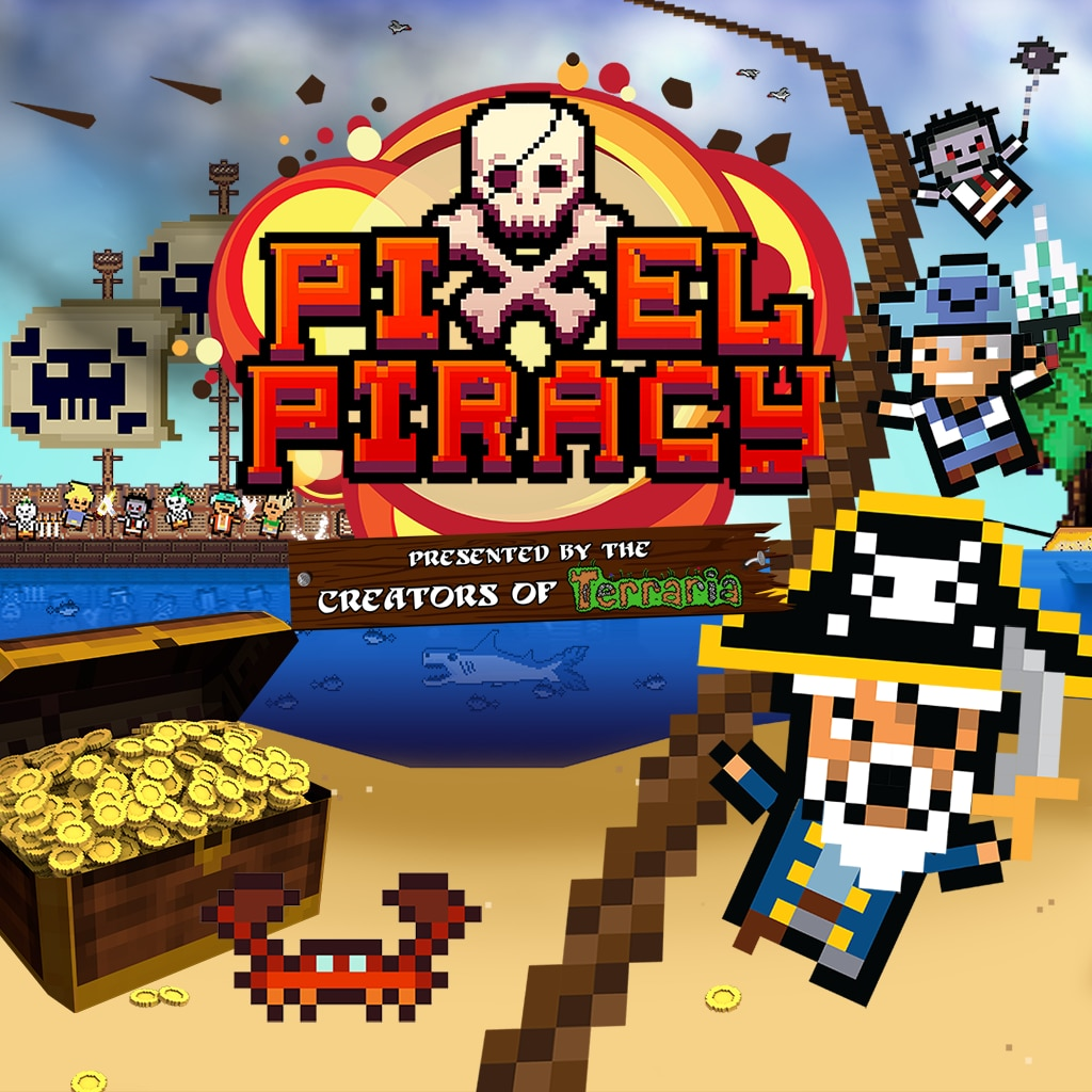 Pixel Piracy (英文)