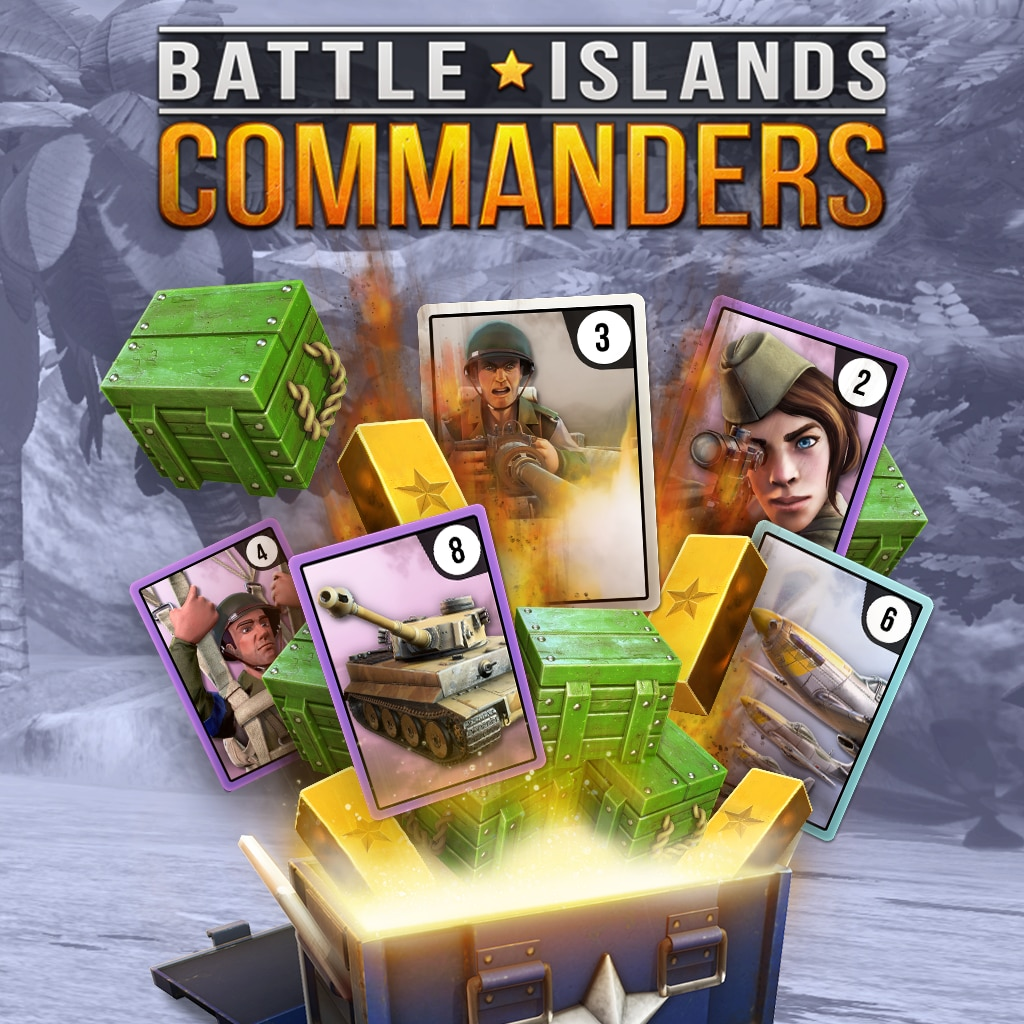 Rifornimenti bonus Battle Islands: Commanders