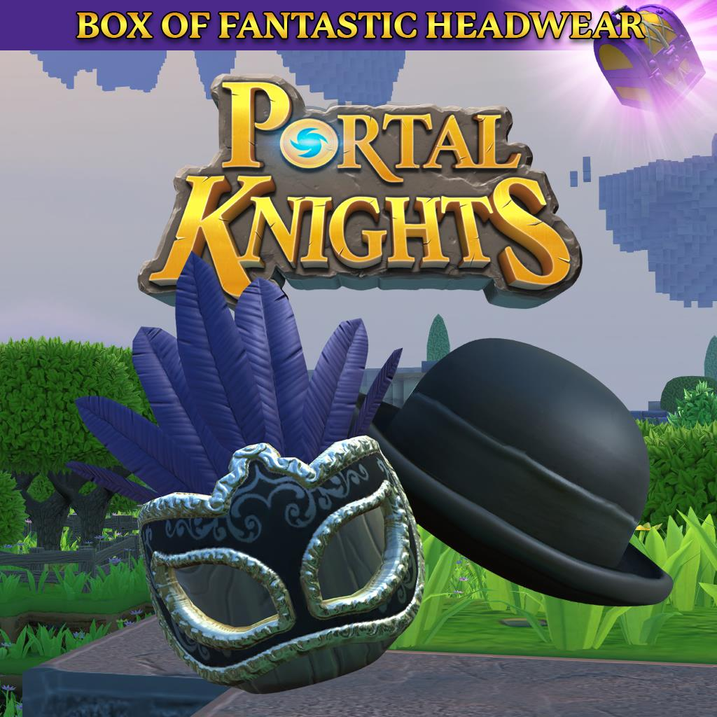 Portal Knights -Box of Fantastic Headwear