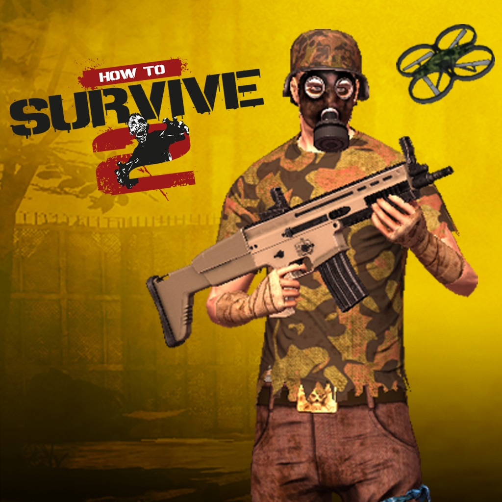 How to Survive 2 - Elite Soldier Skin Pack (英文版)