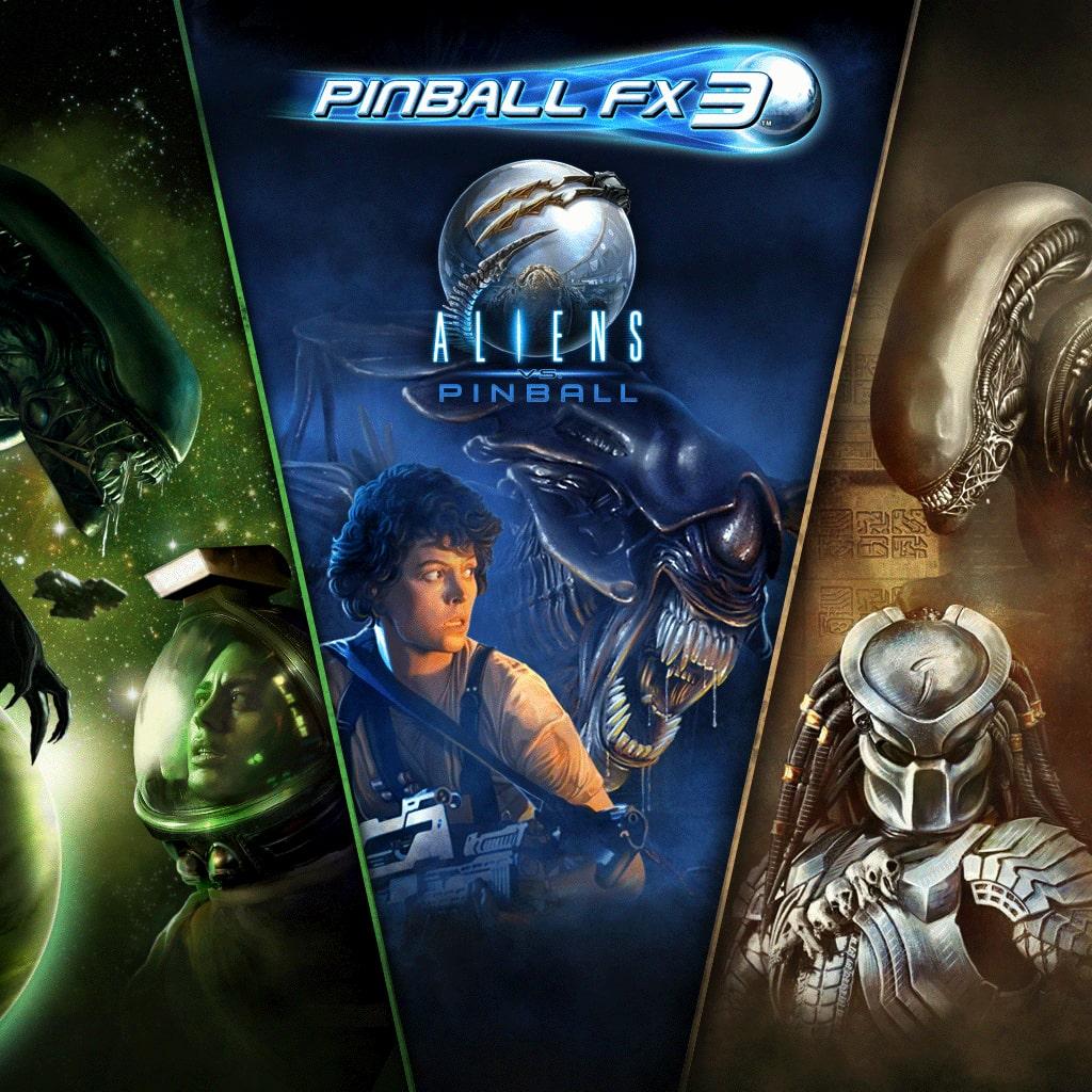 Pinball FX3 - Aliens vs. Pinball Demo