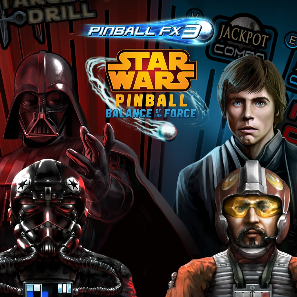 Pinball FX3 - Star Wars™ Pinball: Balance of the Force Demo