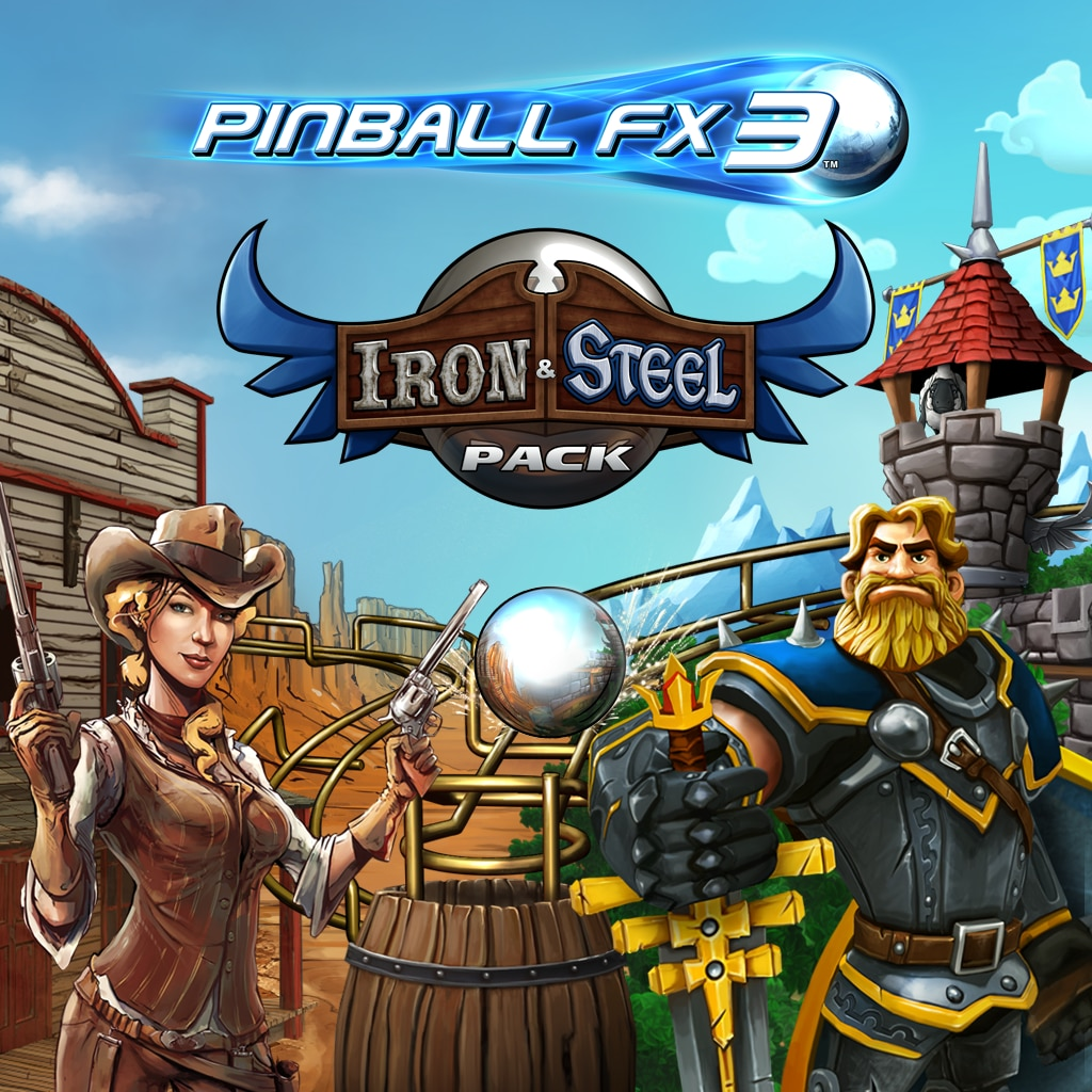 Pinball FX3 - Iron & Steel Pack