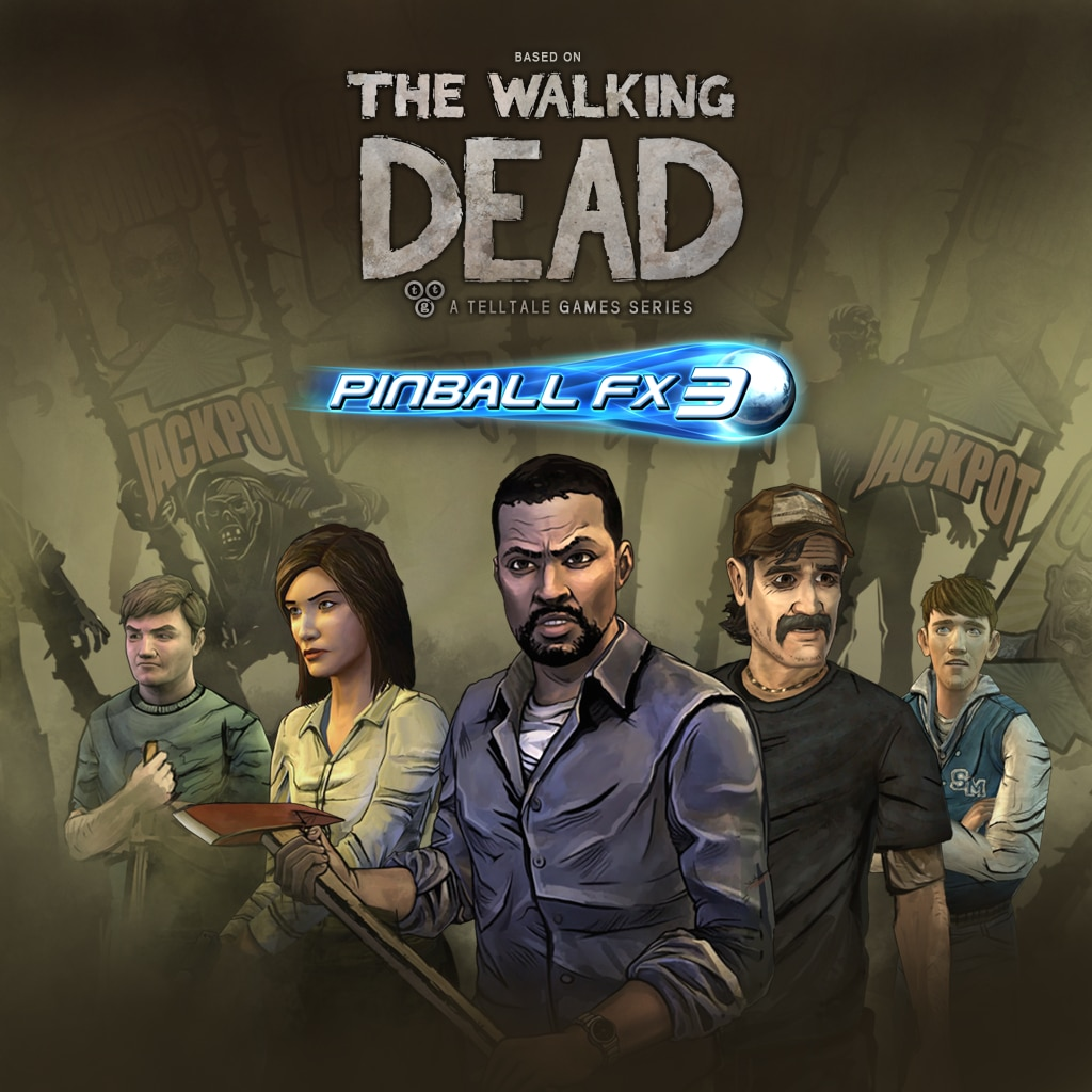 Pinball FX3 - The Walking Dead
