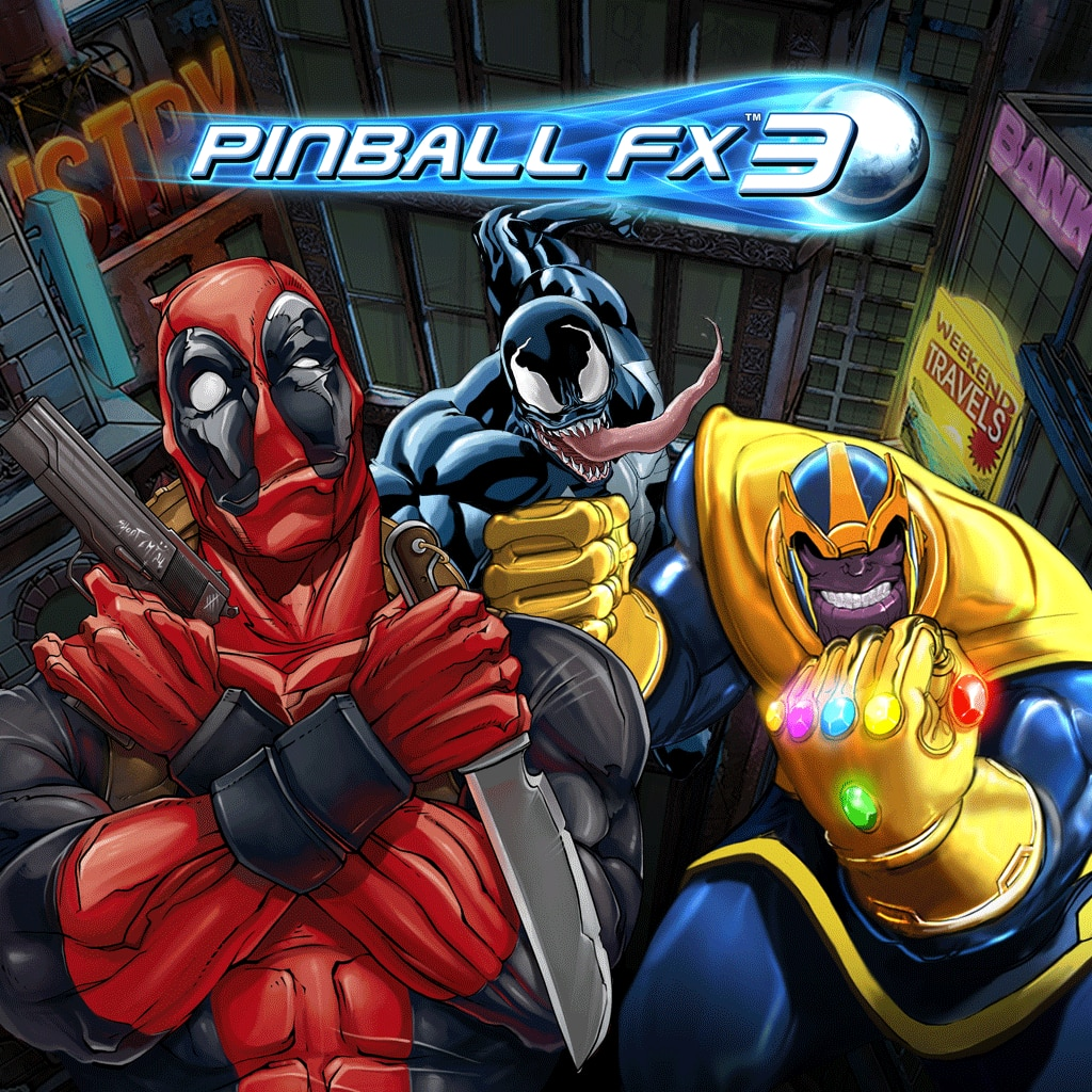 Marvel Pinball Season 2 Bundle