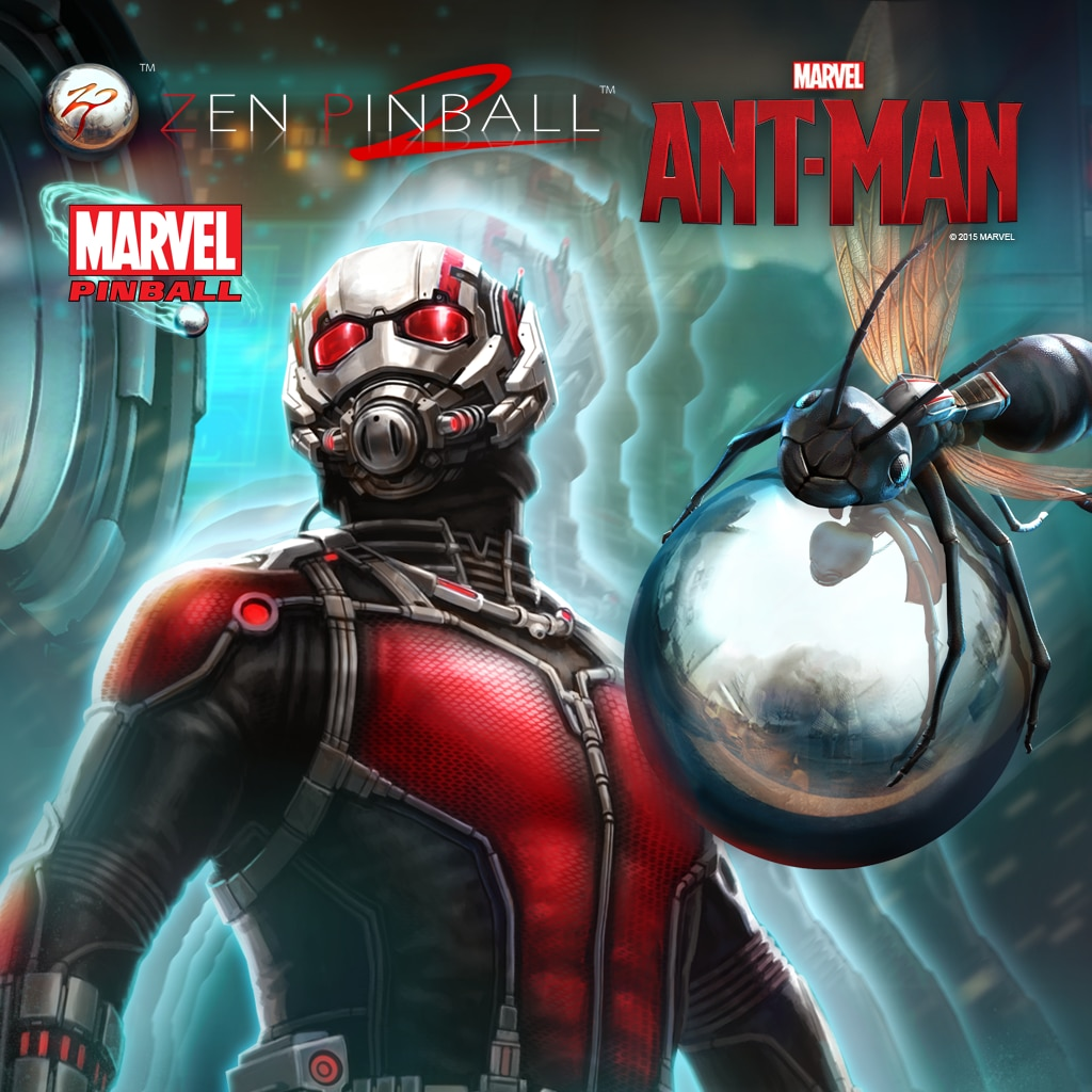 Zen Pinball 2 - Marvel's Ant-Man (Unlock)
