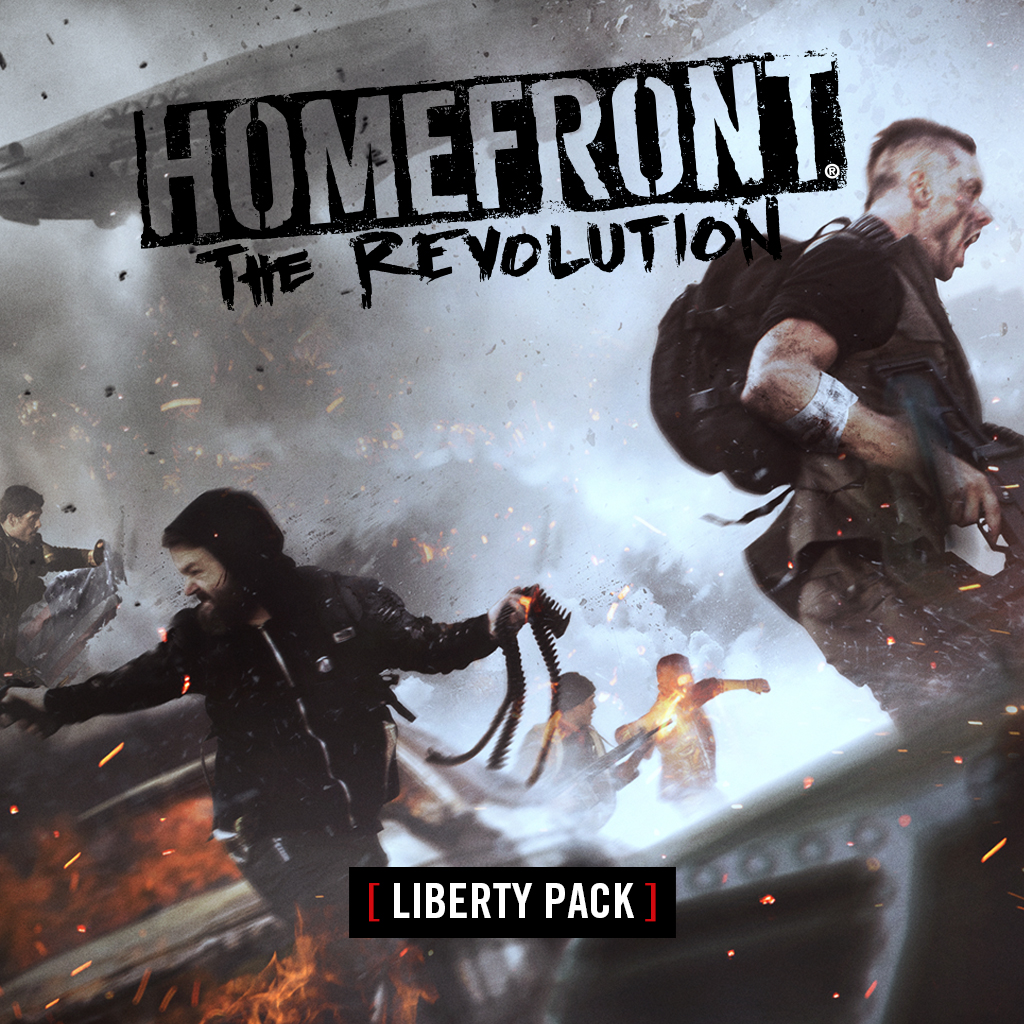 Liberty Pack (English Ver.)