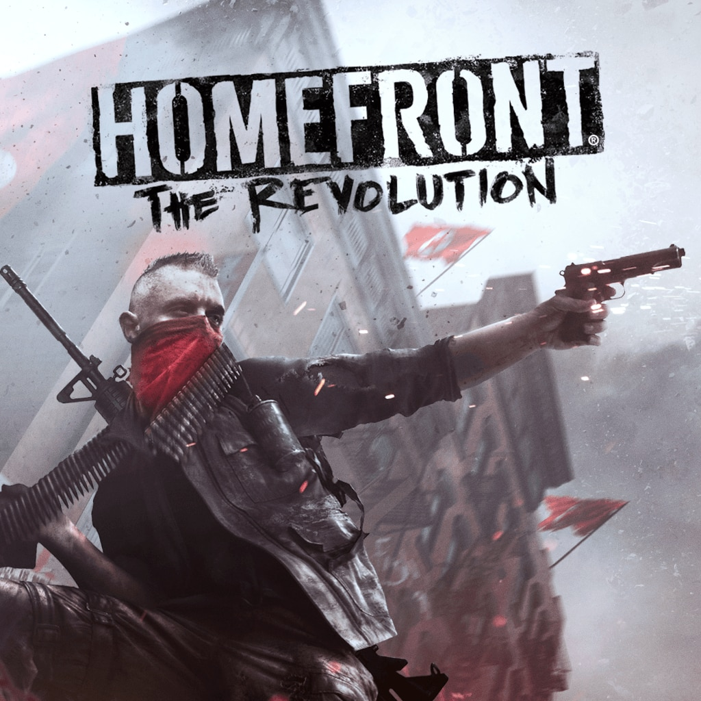 Homefront®: The Revolution (English)