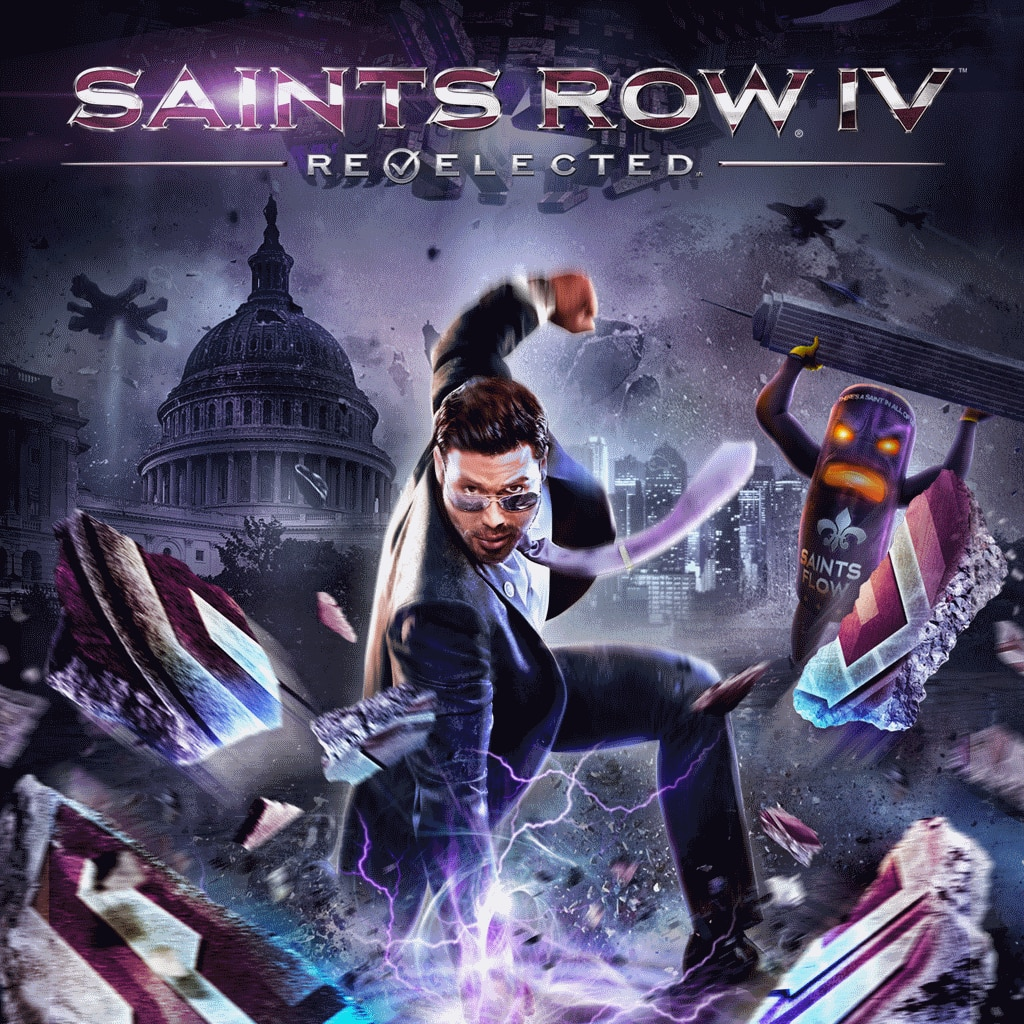 Saints Row IV: Re-Elected