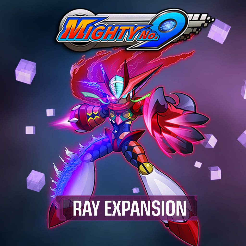Mighty No. 9 - Ray Expansion (English/Japanese Ver.)