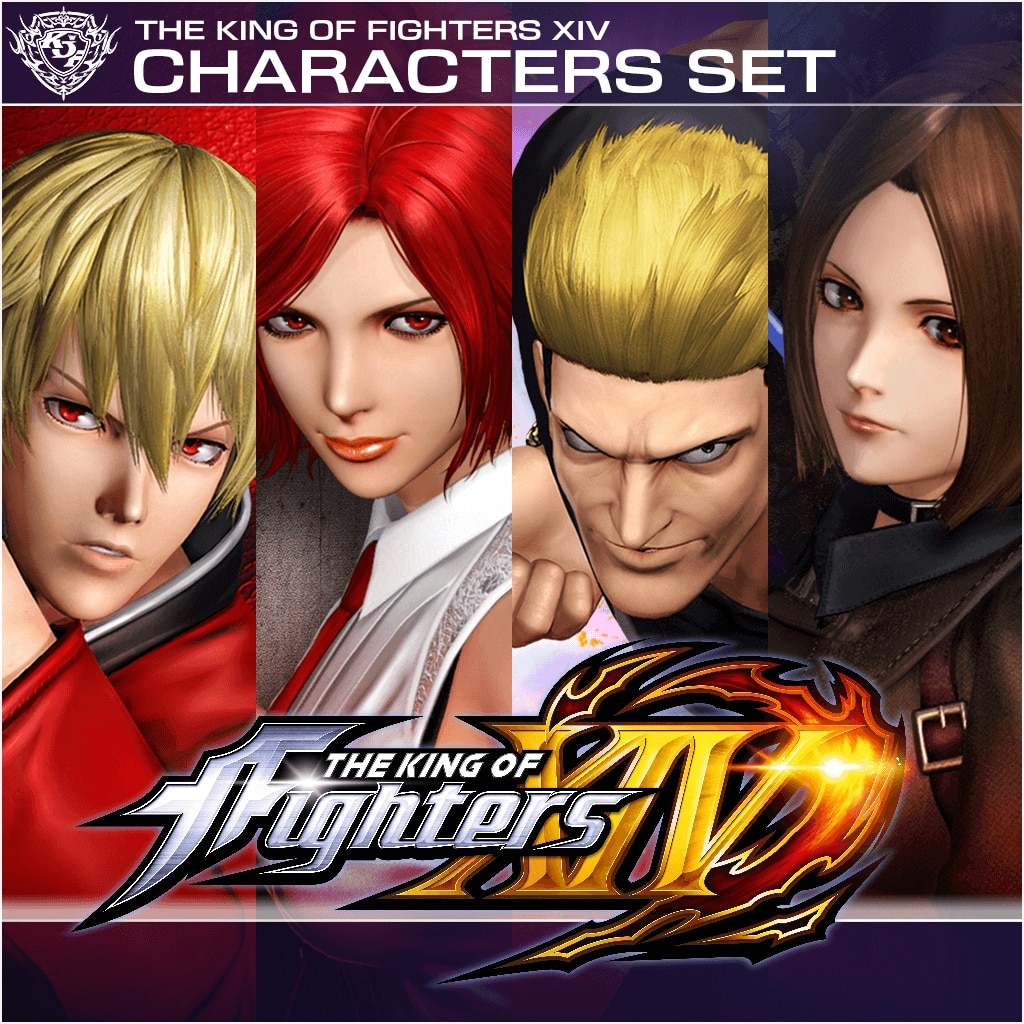 THE KING OF FIGHTERS XIV - New Fighters Pack