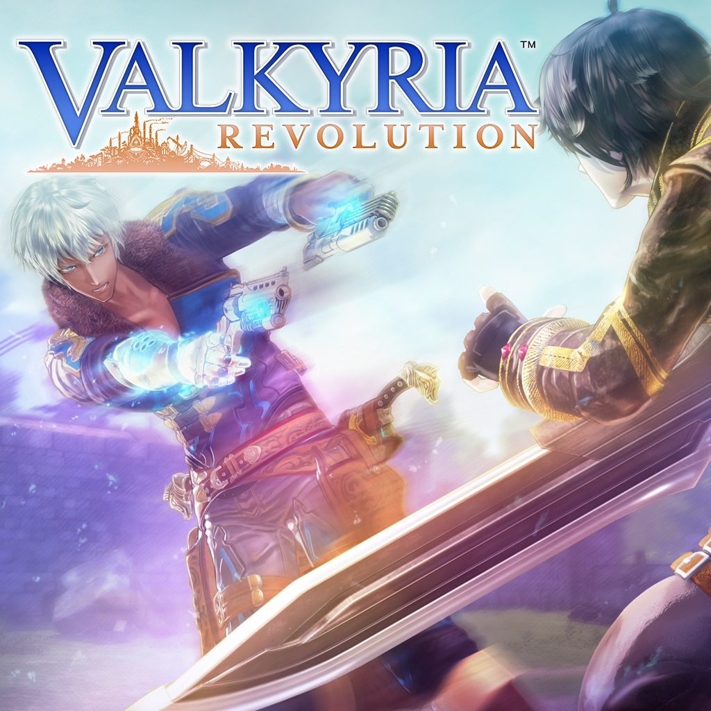 Valkyria Revolution Special Bundle Pack: Maxim and Remembrance