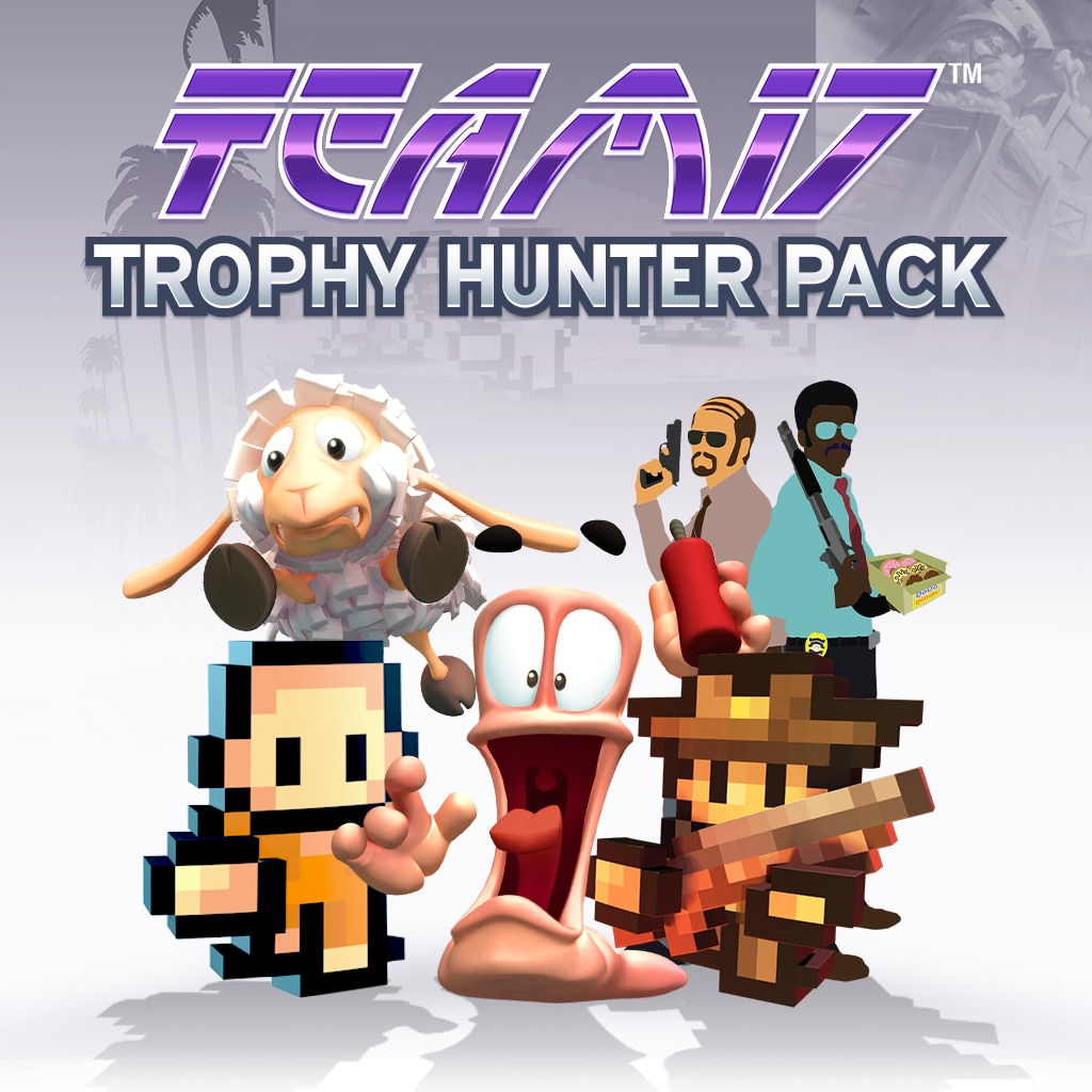 Team17 Trophy Hunters Pack