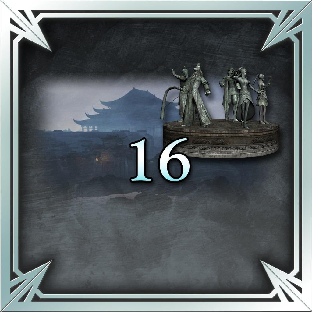 DW8XLCE - PACK DE NIVEAUX 16