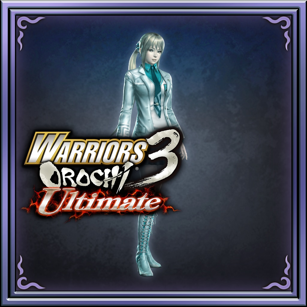 DW7 ORIGINAL COSTUME PACK 5 (English Ver.)