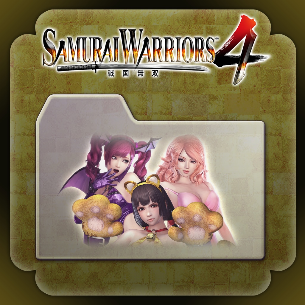 SAMURAI WARRIORS 4 Special Costume Set 2