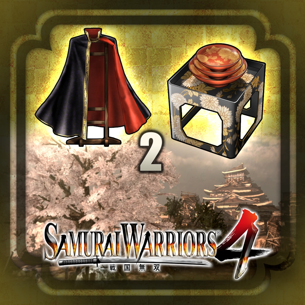 SAMURAI WARRIORS 4 Pack de Escenarios 2