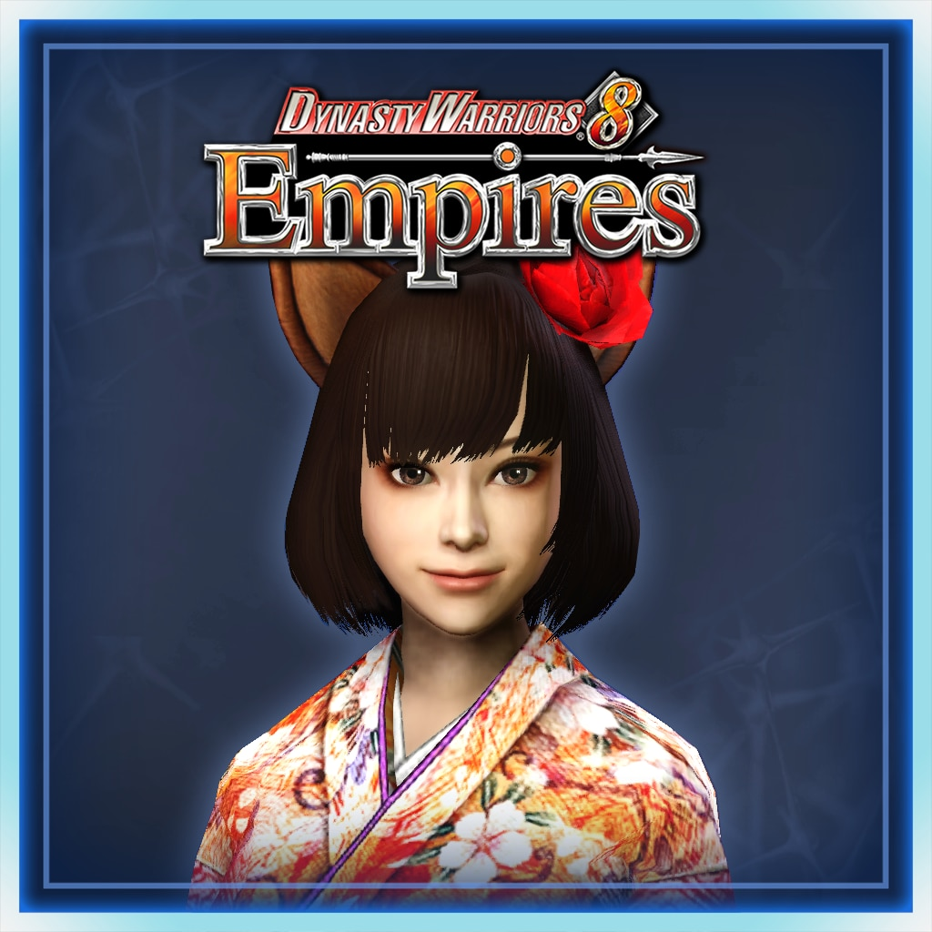 DW8Emp - Edit Parts - Equipment Kimono