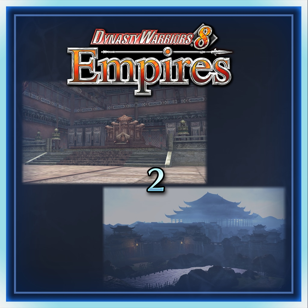 DW8Emp - Castle and Scenario Pack 2
