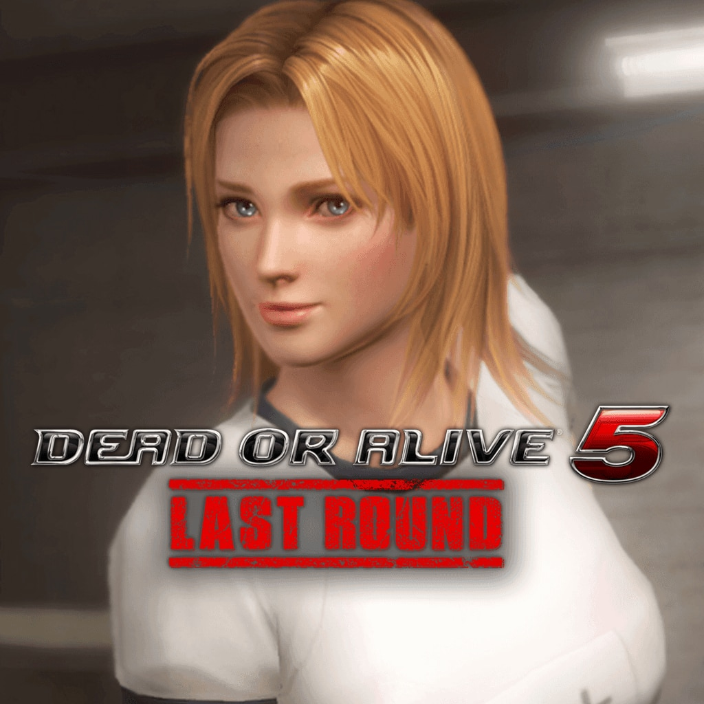 DEAD OR ALIVE 5 Last Round Gym Class Tina