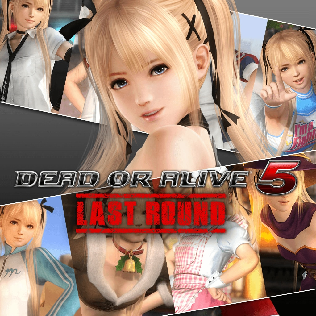 DOA5LR Ultimate Marie Rose Content