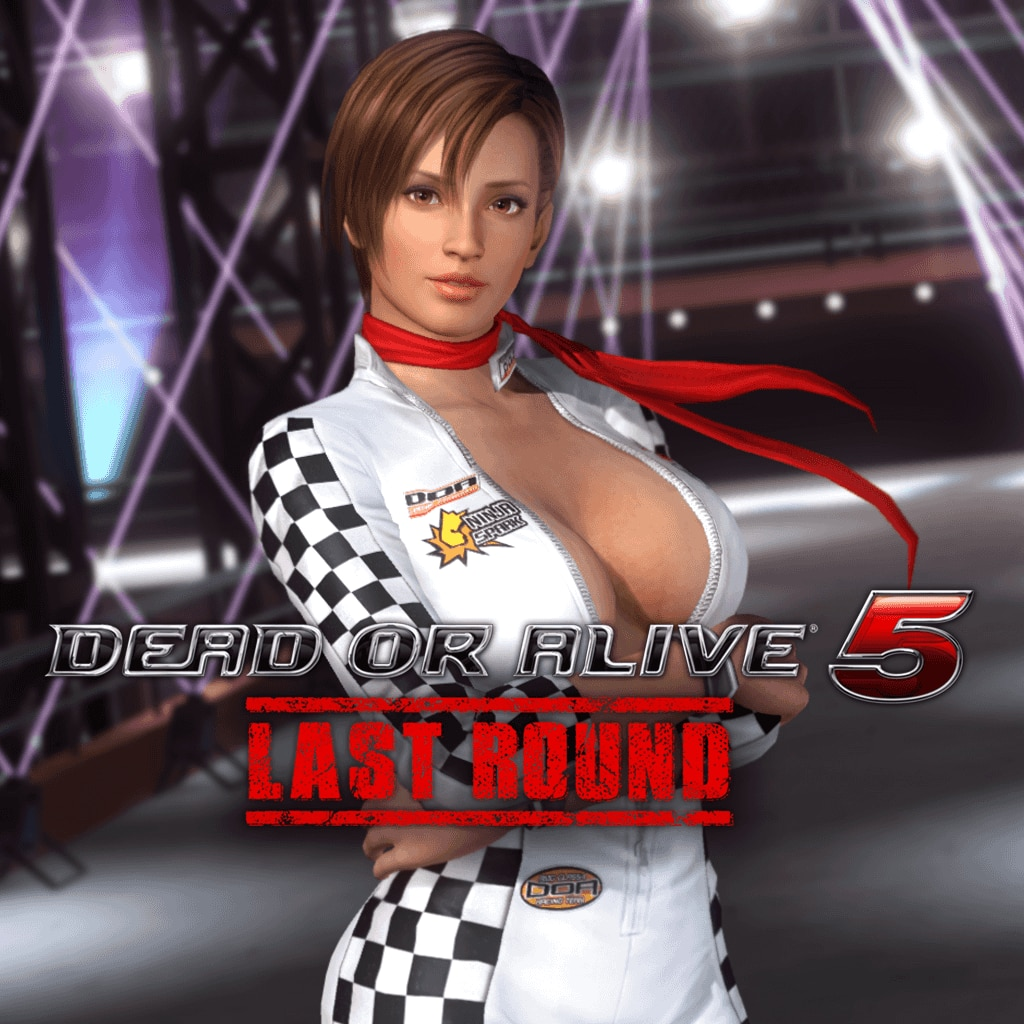 DEAD OR ALIVE 5 Last Round Самая сексапильная Лиза