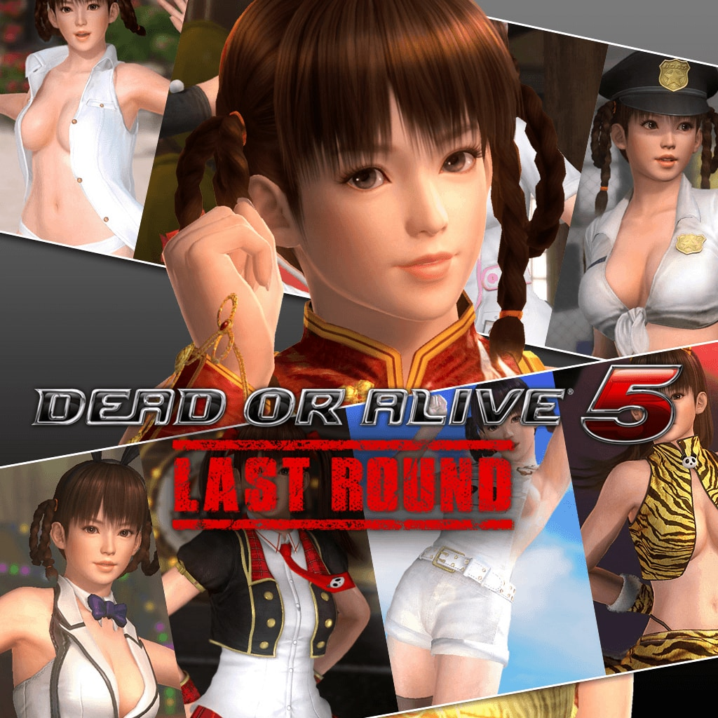 DOA5LR Ultimate Leifang Content