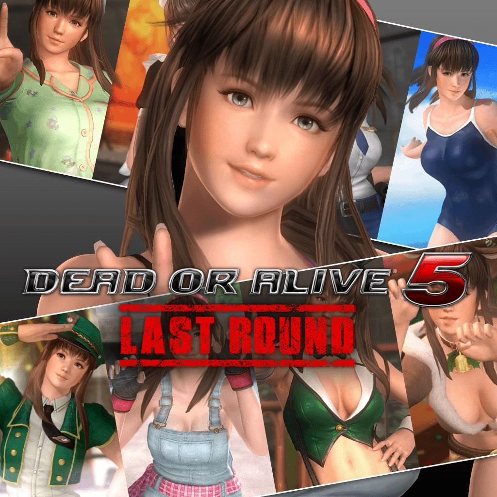 DOA5LR Ultimate Hitomi Content