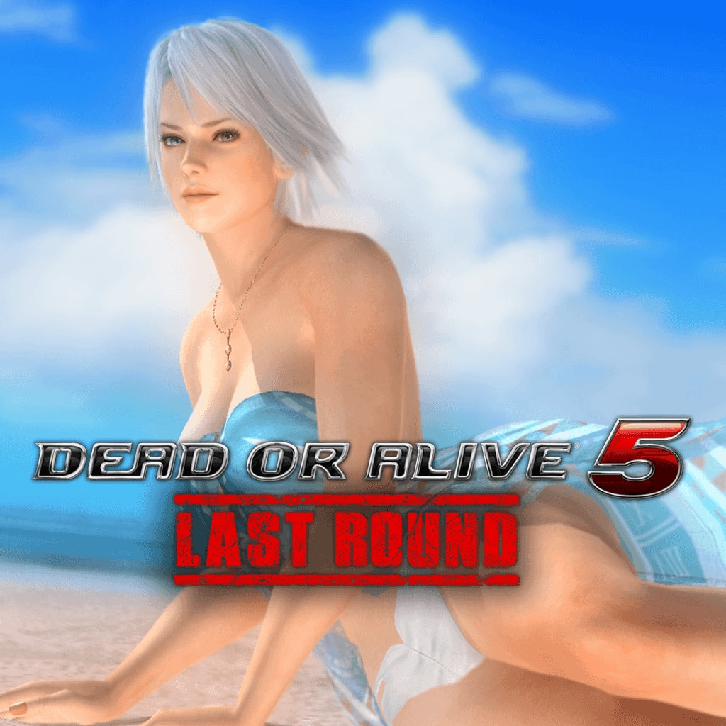 DOA5LR Christie sexy tropical