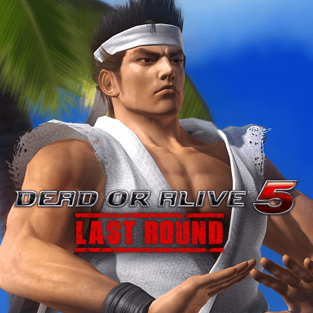 Dead or Alive 5 Last Round Character: Akira