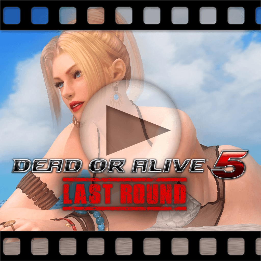 Dead or Alive 5 Last Round Rachel's Private Paradise