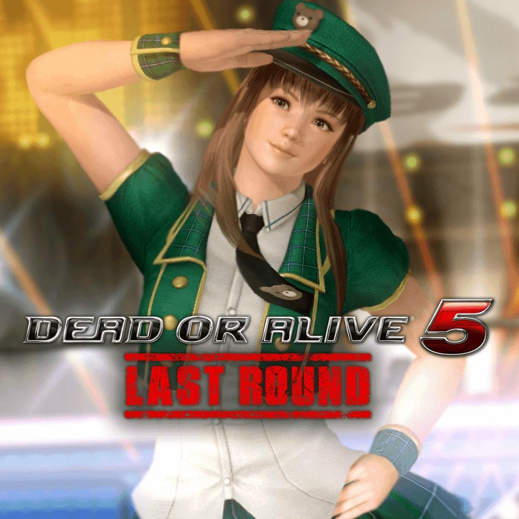 DEAD OR ALIVE 5 Last Round Pop Idol Hitomi