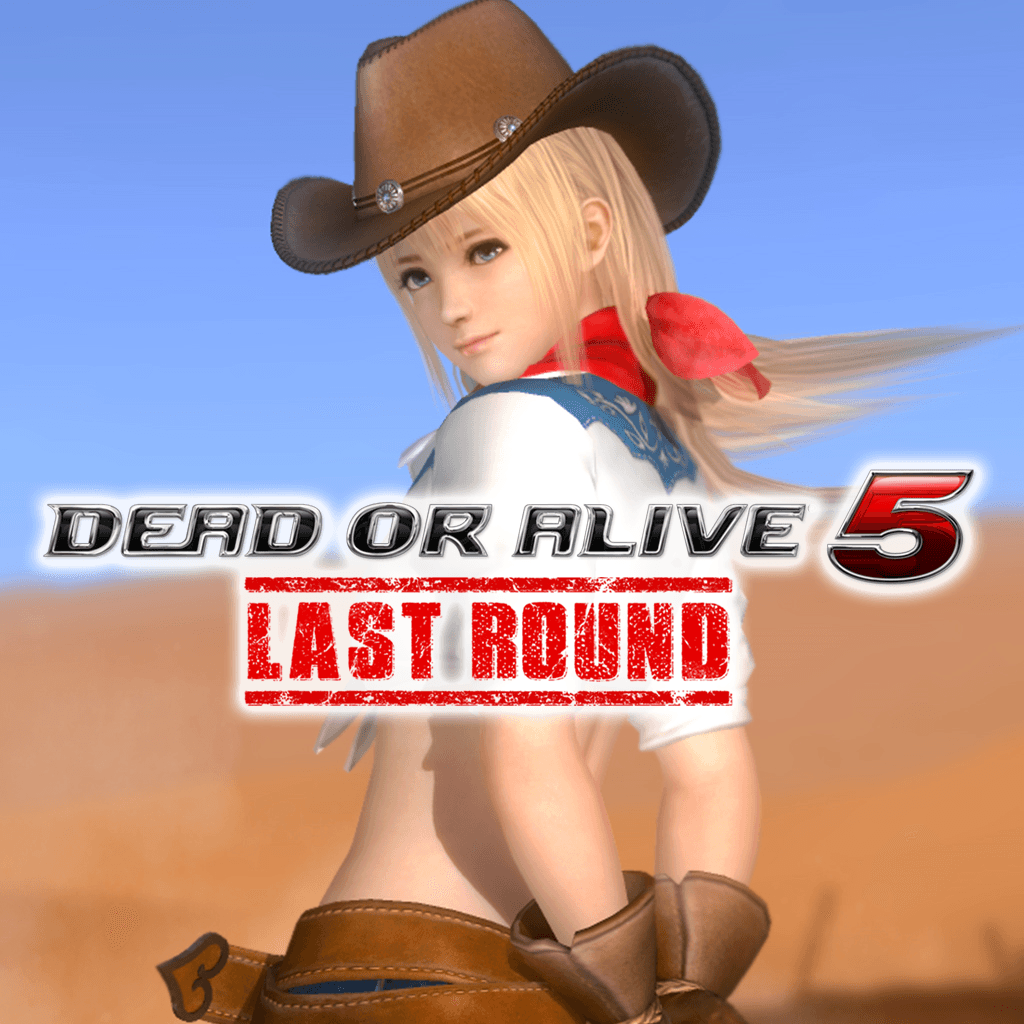 DOA5LR Rodeo Time Costume – Marie Rose