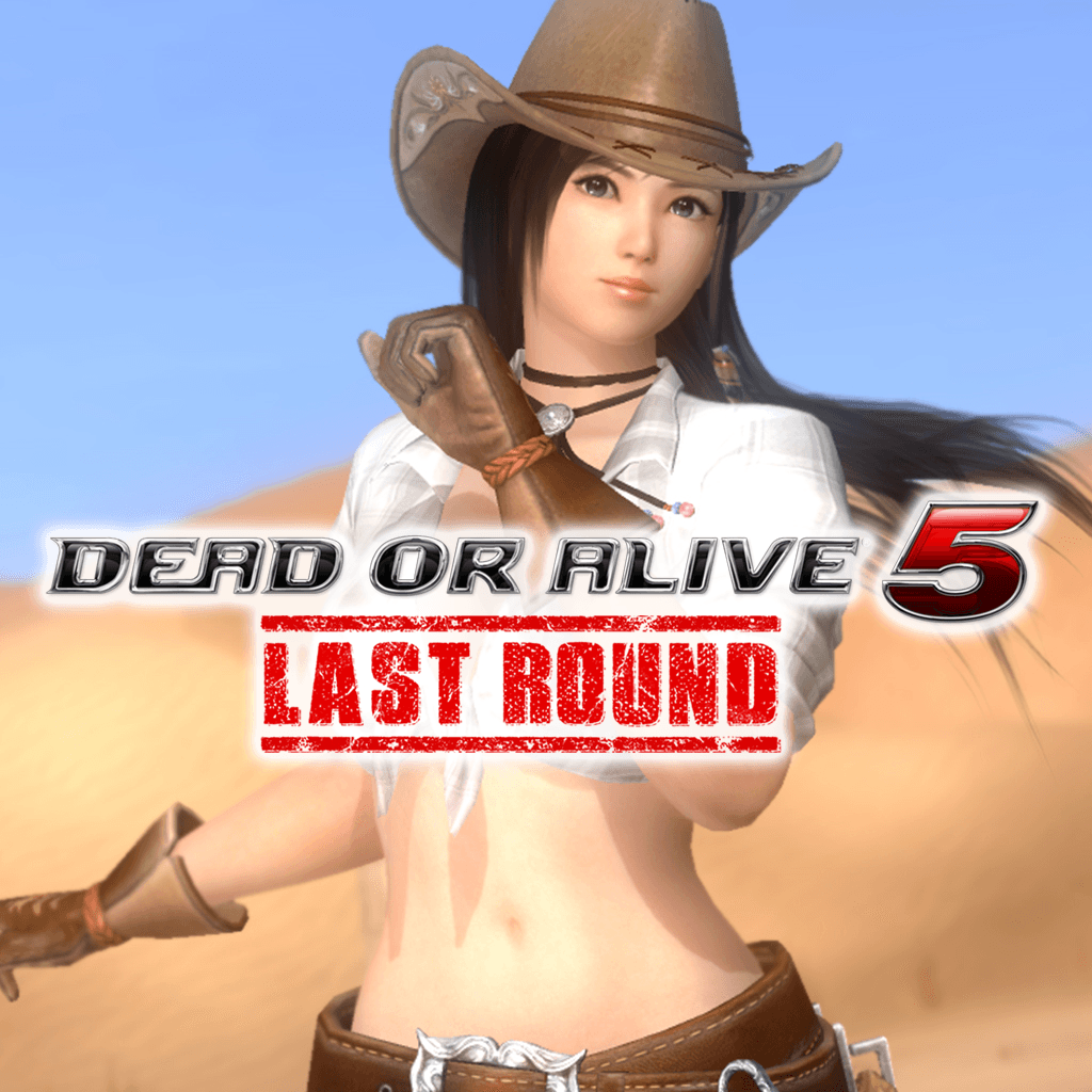 DOA5LR Rodeo Time Costume - Kokoro
